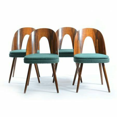 Antonin Suman design chairs, nice pieces to every modern kitchen if they will be reupholstered:) ( contact me through my FB page, same as name of this folder)