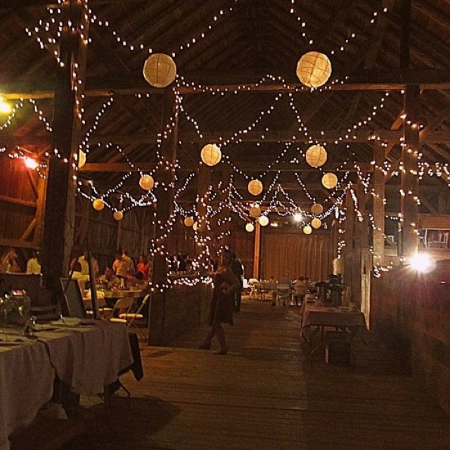 Rustic Barn Wedding Festive Party Ideas Pinterest