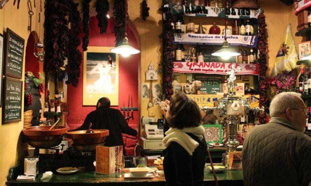 Sanlúcar, Madrid - 10 best tapas bars in Madrid, The Guardian