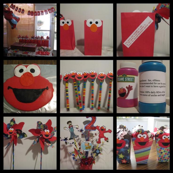 17 Best Images About Cricut Elmo S Party Ideas On