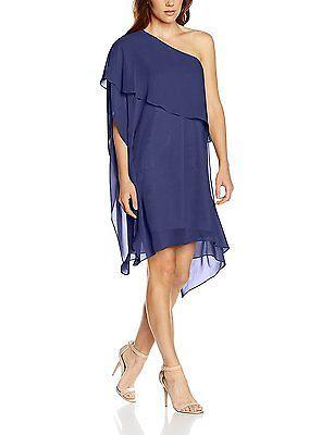 34, Blue (marine 300), Swing Women's 110035-00 Dress NEW