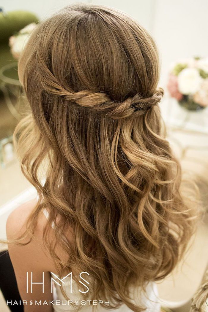 The Prettiest Wedding Hairstyles from Hair & Makeup by Steph