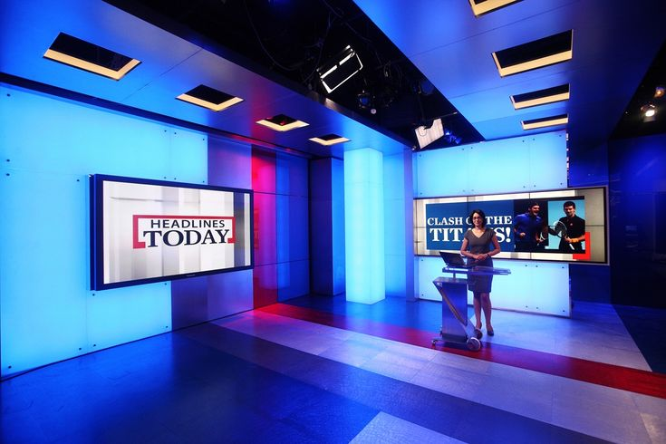 Consisting of four 24-hour news channels, TV News Today moved into its new facilities in ... Read More