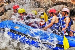 When Is The Perfect Time To Plan Your River Rafting Adventure in Rishikesh >>>.  There are mainly 4 #Rafting stretches in #Rishikesh. There is a small rafting stretch meant for school children and the beginners. It remains opened for the longest duration of time while the longest one, #Kaudiyala remains open for shortest duration and is appropriate for the daring adventurists who are always looking up for that adrenaline rush.  #RiverRafting #Brahmpuri, #Shivpuri