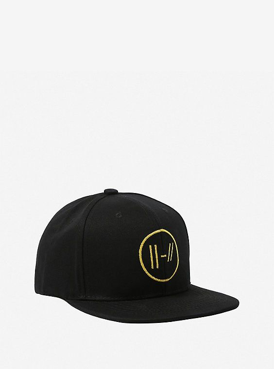 23be3ee852a36b Twenty One Pilots Trench Logo Snapback Hat in 2019 | Kiddos | Twenty ...
