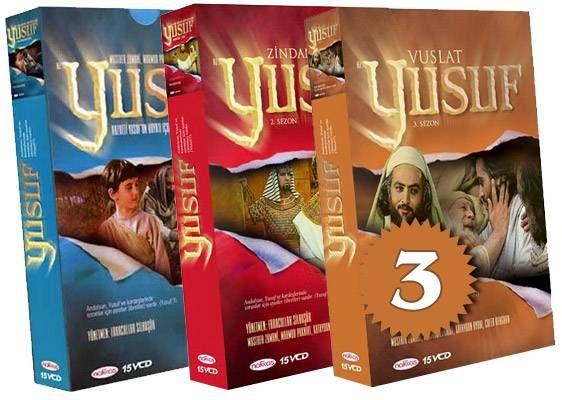Hz. Yusuf'un Hayatı Tüm Bölümler Türkçe Dublaj Full İndir - Full Oyun Full Program Full Film İzle İndir