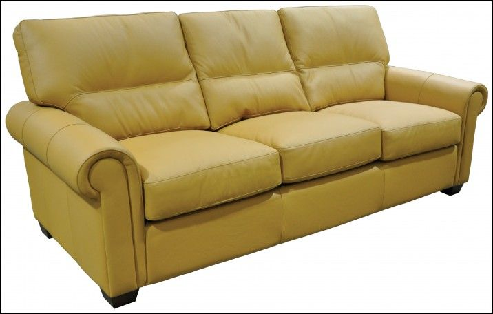 Best 25 yellow leather sofas ideas on pinterest living - Yellow leather living room furniture ...