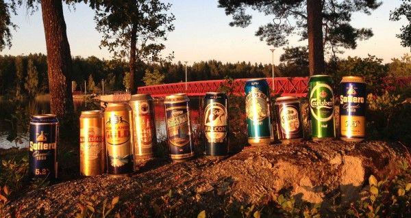 Top 10 Biersorten in Schweden. Vergleichstest, hier...http://hejsweden.com/2013/10/schwedisches-bier-top-10-der-beliebtesten-biersorten-schweden-vergleichstest/