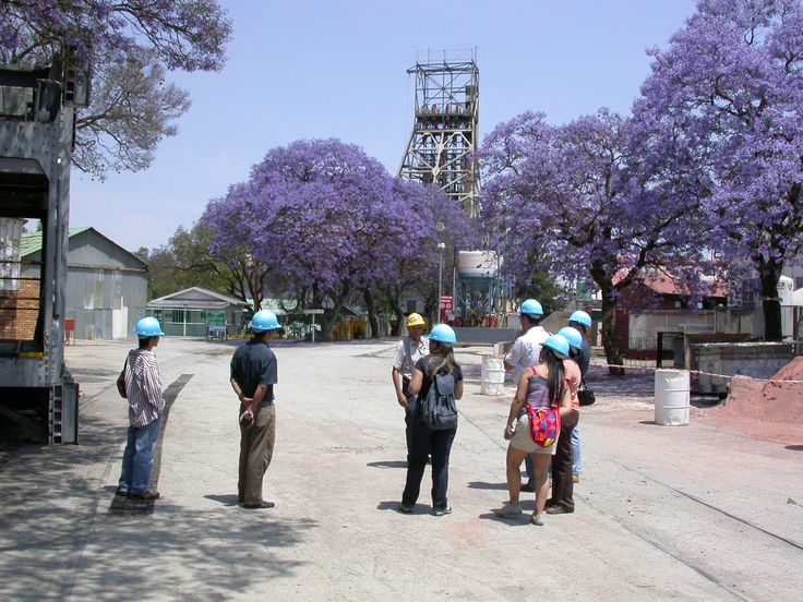 Mount Zion Tours and Travels specializes in operating tours for large groups in Cullinan Diamond Mine.