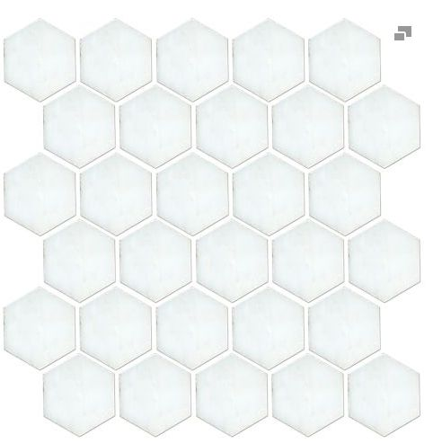 14 best bathroom floor images on pinterest mosaic tiles for Carrara marble per square foot