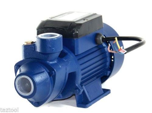 New centrifugal 1 2 hp electric water pump pool farm pond for Farm pond pumps