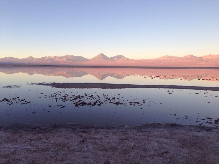 Laguna deserto Atacama