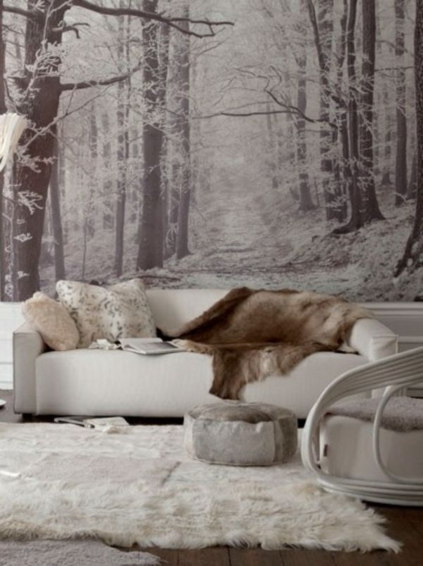 die besten 25 wald schlafzimmer ideen auf pinterest. Black Bedroom Furniture Sets. Home Design Ideas