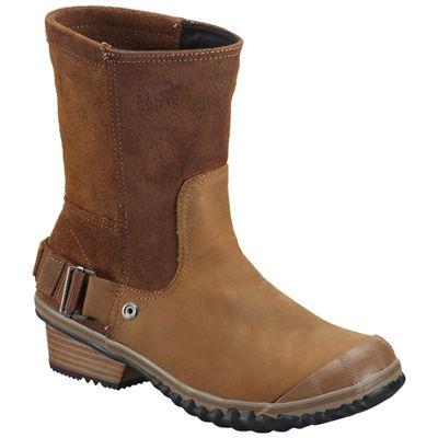 Sorel Elk Grizzly Bear Slimshortie Tumen Women Boot ! Buy now at GetShoes.ca