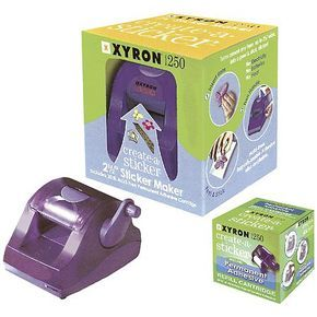 Xyron 250 Create-A-Sticker Machine - 1 ea.