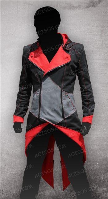 Assassins creed jacket eagle