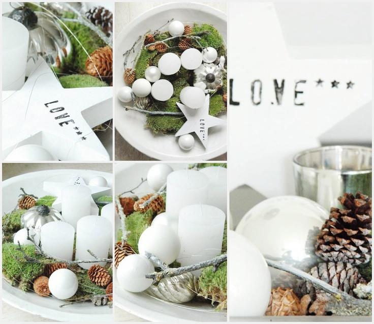 25 unieke idee n over winter decoraties op pinterest kerstmis kerst lantaarns en kerst - Outdoor decoratie ideeen ...
