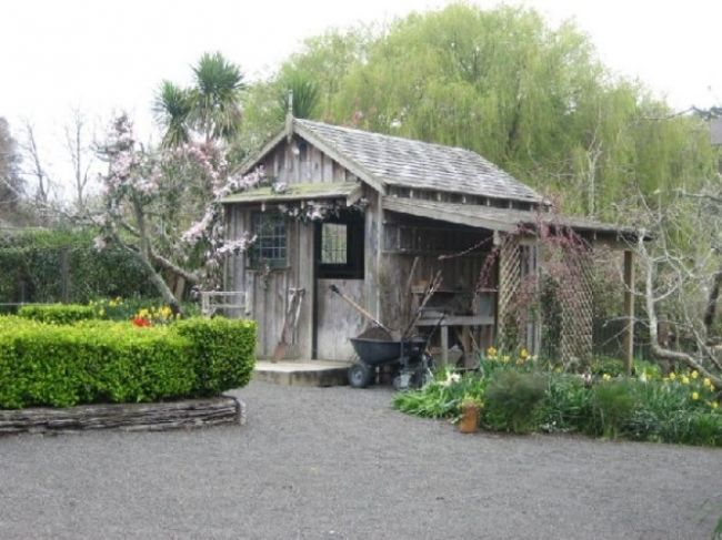 7 Unique And Beautiful Ideas For Garden Sheds U2013 Gardening Clan