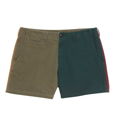 MULTI COLOR CHINO SHORTS