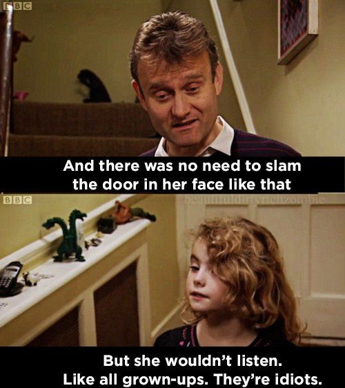 """21 Times Karen From """"Outnumbered"""" Was The Funniest Kid In Britain"""