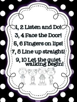 First Grade is Fantabulous!: Line Up Rhyme {FREEBIE}