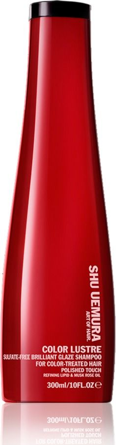 Color Lustre Sulfate-Free Brilliant Glaze Shampoo For Natural to Color-Treated Hair