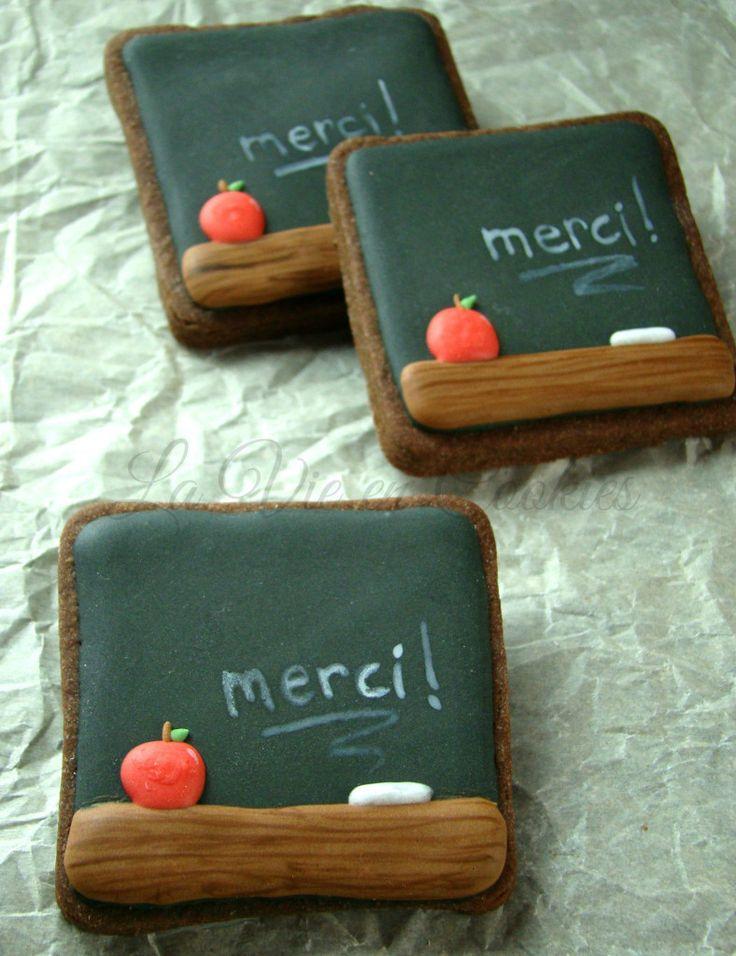 chalkboard cookies tutorial