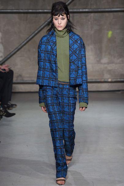 Marni Autumn/Winter 2017 Ready-to-Wear Collection | British Vogue