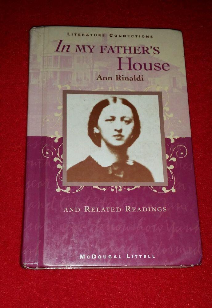A literary analysis of the literature by ann rinaldi