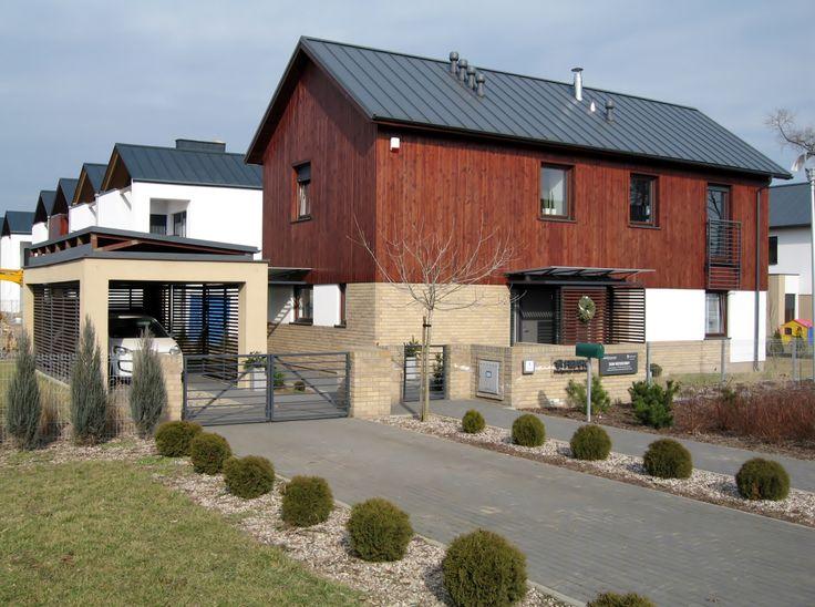 Skaland - przemyślana architektura w skandynawskim stylu!