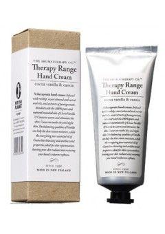 The Aromatherapy Co Cocoa, Vanilla & Cassia Hand Cream 75gms