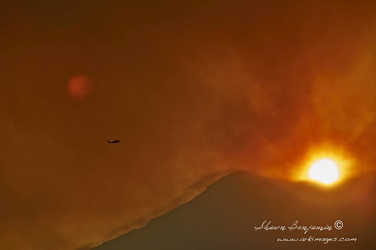 ArkImages.com - Shawn Benjamin Photography | Constantiaberg | Fire |