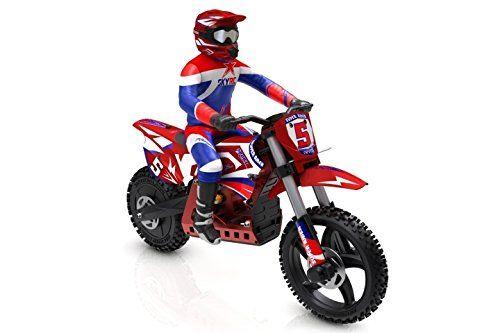 MOTO RC DIRT BIKE SR5 CON MOTOR BRUSHLESS ⋆ Etoytronic⚡️