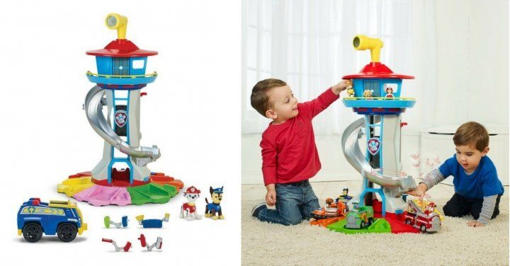 [$119.96 save 20%] PAW Patrol My Size Lookout Tower $119.96 https://www.lavahotdeals.com/ca/cheap/paw-patrol-size-lookout-tower-119-96/243519?utm_source=pinterest&utm_medium=rss&utm_campaign=at_lavahotdeals&utm_term=hottest_12