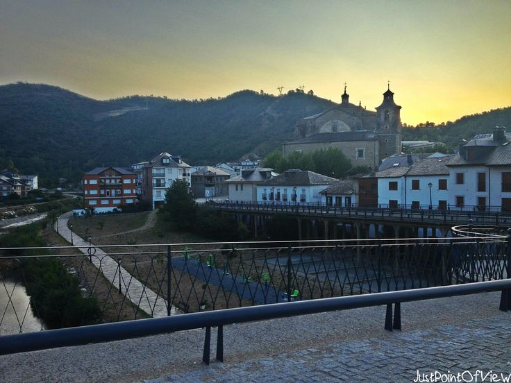 Camino de Santiago - dzień 4 Pieros → Vega del Valcarce (24 km)