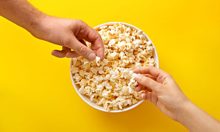 The trick to your home-made stove-popped pop corn.