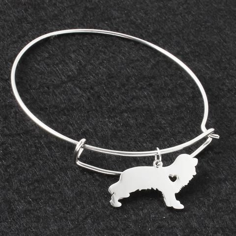 Cavalier King Charles Spaniel Bangle - DingJewels