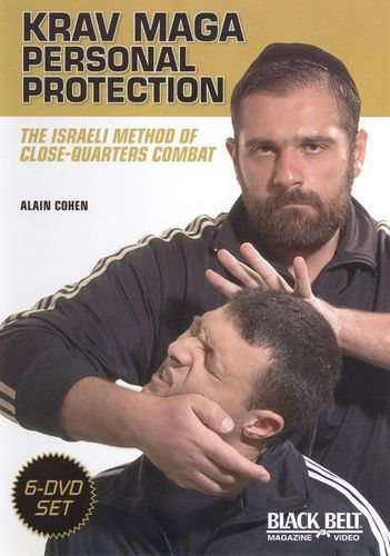 Krav Maga: Personal Protection - The Israeli Method of Close-Quarters Combat [6 Discs] [DVD] [2009]