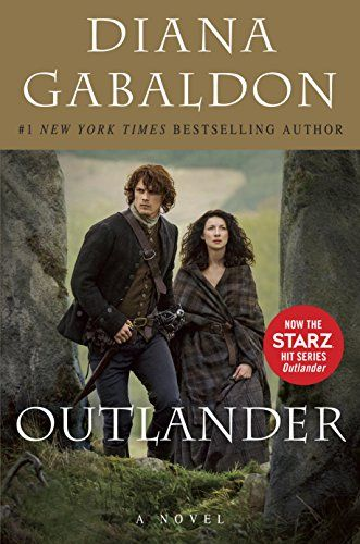 16 top time travel and romantic books to read next, including Outlander by Diana Gabaldon.