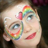 Pixie's Face Painting Gallery face painting ideas for kids