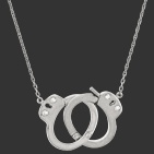 Handcuffs Necklace I've been eyeing for almost 3 years (worn by Demi Moore)