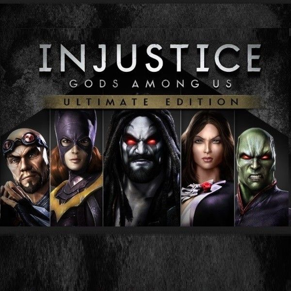 Ps4 Remote Play Injustice Gods Among Us Ultimate Edition Gameplay Injustice Fighting Games God