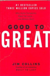 Good to Great: Why Some Companies Make the Leap... and Others Don't by Jim Collins,http://www.amazon.com/dp/0066620996/ref=cm_sw_r_pi_dp_9Olnsb1KY1MDKZ13