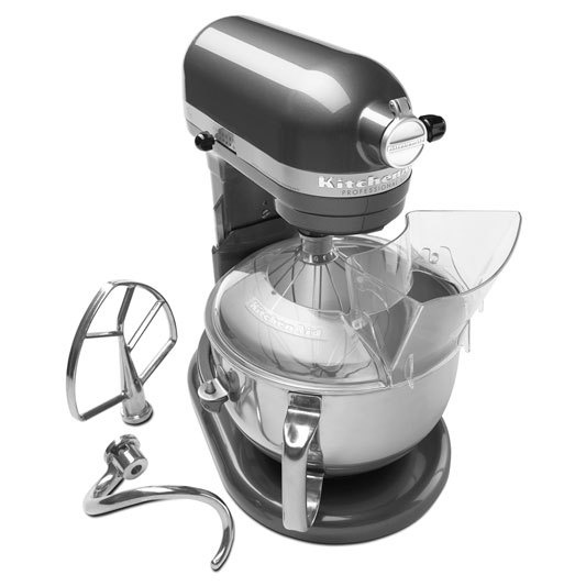 KitchenAid Pro 600 Mixer 6 Qt Bowl Lift In Pearl Metallic - Beyond the Rack      I WANT THISSSSSSSSSOOOOO BAD!!