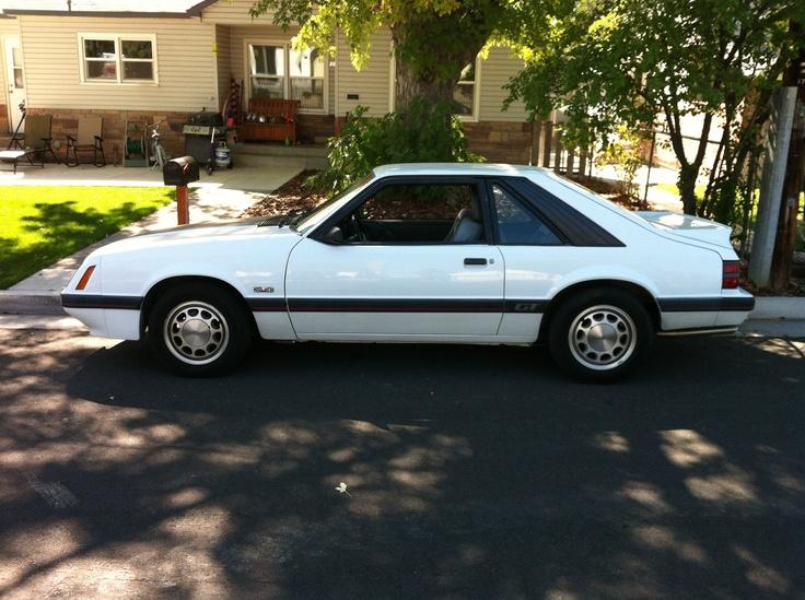 '86 Mustang GT, looks like mine