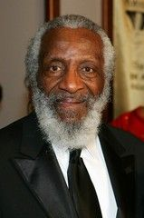 "Dick Gregory 2007 Trumpet Awards - Richard Claxton ""Dick"" Gregory (born October 12, 1932) is an American civil rights activist, social critic, writer, entrepreneur, and former comedian."
