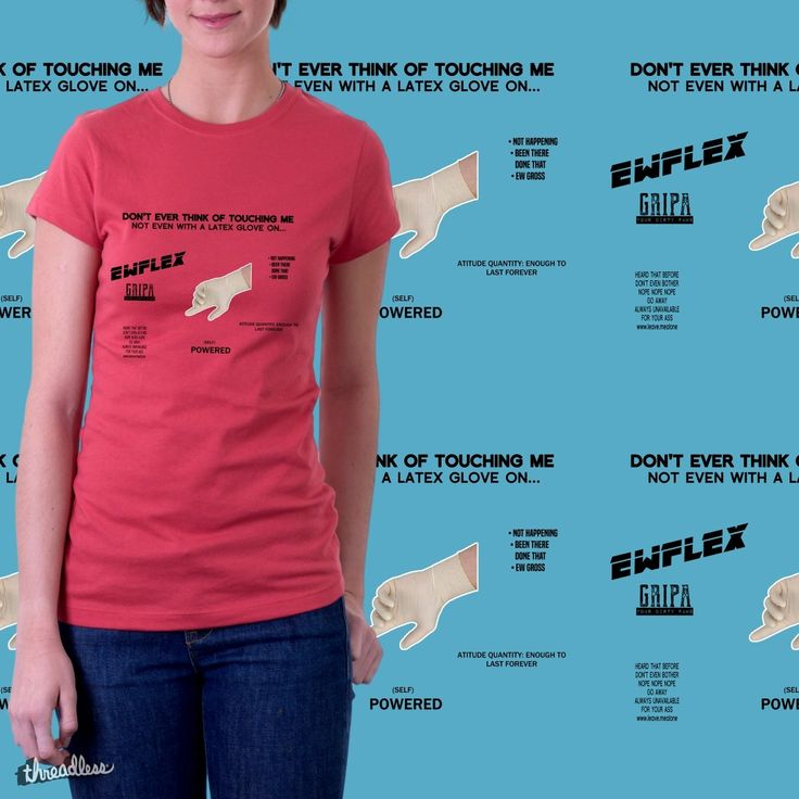 """Check out my new design submission """"Latex!"""" on @threadless https://www.threadless.com/designs/latex-2"""