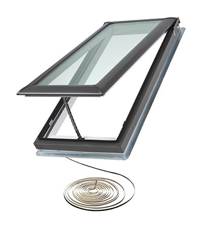 Choosing a VELUX No Leak Skylight Window for Your Home ...