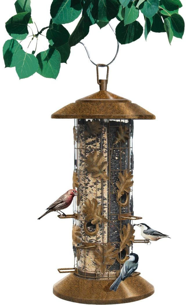 pin micromesh features station and feeding feeder bath pole support extra large deluxe tray round duty bird heavy a has kit