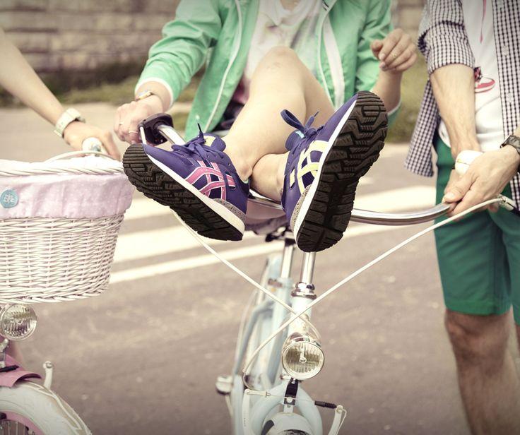 #Asics #sneakers #sneakerOn #cityOn #Casio #summer2015 #Sizeer